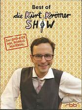 Best of Die Kurt Krömer Show / 3-DVD`s / DVD #5967