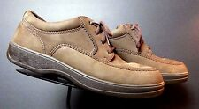 Men's Rockport Brown Snuff Suede Casual Cool Oxford Sz. 10M NICE!