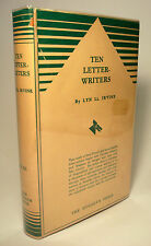 Ten Letter-Writers Lyn Ll Irvine Writing French English Women 18th 19th Century