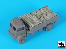 Black Dog 1/72 Bedford QL series Trucks WWII Accessories Set (IBG Models) T72096