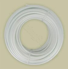 "50 Ft : Food Grade Plastic Flexible Pipe/Tube 1/4"" For RO/UV Water Purifier"