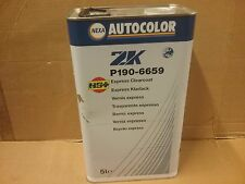 Nexa P190-6659  Express HS Lacquer   5 Litre    2K Clearcoat  ICI