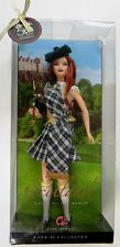 Scotland Barbie (Dolls of the World) (Pink Label) (New)