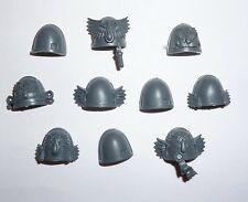 Warhammer 40K Blood Angels Tactical Squad Shoulder Pads A x 10 – G283