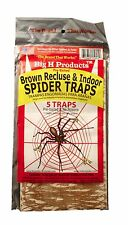 BROWN RECLUSE HOBO SPIDER TRAPS Safe Effective 5 traps Big H Products