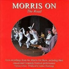 Morris On The Road Live CD NEW SEALED Dancing Dance Folk