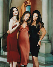CHARMED  Photo couleur 20 X 25 CM   Rose McGOWAN Alyssa MILANO Holly Marie COMBS