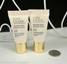 2 x Estee Lauder Double Wear All-Day Glow BB Moisture Makeup #2 , 7mL each