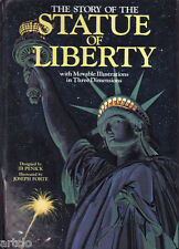 The story of the Statue of Liberty with Movable Illustrations in Three Dimension
