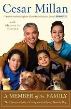 A Member of the Family : Cesar Milan : New Softcover  @ZB