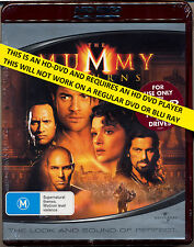 THE MUMMY RETURNS  Brendan Fraser NEW & SEALED  HD DVD  Flat Rate Tracked Post