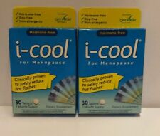 I-Cool For Menopause Tablets (2boxes, 60 total tablets)