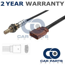FOR VOLKSWAGEN GOLF MK4 1.4 16V 2001-04 4 WIRE REAR LAMBDA OXYGEN SENSOR EXHAUST