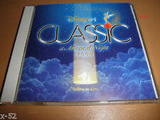 DISNEY on CLASSIC cd A MAGICAL NIGHT 2004 It's a Small World This Land Kiss