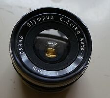 25mm f4 AUTO-W  ZUIKO  LENS FOR OLYMPUS PEN-F M4/3