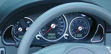 #1804 Chrysler Crossfire SRT-6 3.2 - Anzeigetafel neben dem Tacho, 2 Rahmen