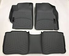 WeatherTech 07-11 Toyota Camry Front and Rear Floorliners - Grey
