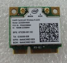 HP Envy m6 1178sa Wifi WLAN Wireless Card GENUINE Mini PCI-E 2230BNHMW ORIGINAL