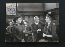 Original Vintage 1947 LINDA DARNELL ANNE BAXTER 7x9 B&W Press Wire Photo A220