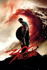 """300 RISE OF AN EMPIRE POSTER """"LICENSED"""" BRAND NEW """"BLOOD WAVE"""""""