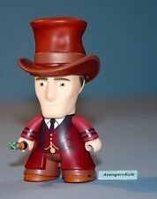 "Doctor Who Titans 11th ""Good Man"" Vinyl Figures 11th Doctor Red 2/20"