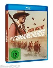 Die Comancheros [Blu-ray](NEU/OVP) John-Wayne-Klassiker von Michael Curtiz