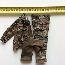 1/6 Soldier Story 82nd Airborne Panama Woodland BDU