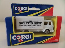 CORGI STREET LIFE IN MINATURE - 90044 Iveco Container - Boxed