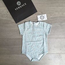BNWT Gorgeous Baby 9m VERSACE Body & Lots Of Designer Clothes 100%Genuine