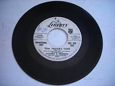 PROMO Patience & Prudence Tom Thumb's Tune 1958 45rpm