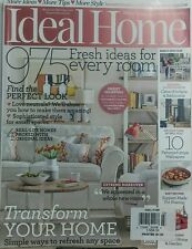 Ideal Home UK March 2015 975 Fresh Ideas for Every Room Kitchen FREE SHIPPING sb