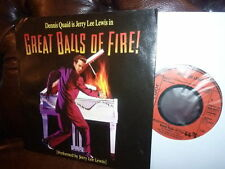 Jerry Lee Lewis Great Balls Fire Breathless Soundtrack