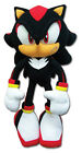 "NEW Great Eastern Sonic the Hedgehog Series - 12"" Shadow Stuffed Plush (GE-8967)"