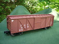 Weaver D&H Delaware & Hudson Wood Sided Outside Braced Box 3-Rail O-Scale LNIB