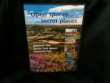 Open Spaces.. Secret Places.. Discover The North York Moors National Park, (DVD)