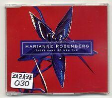 Marianne Rosenberg Maxi-CD Liebe Kann So Weh Tun