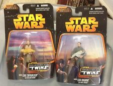 STAR WARS Separation of the Twins Infant Luke and Leia Lot of 2 New and Sealed