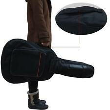 Oxford Padded Gig Bag Case 40 inch for Electric Acoustic Guitar Black New