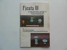 HTF The Fiesta Finders Lahoma Riederer and Charles Bettinger Three