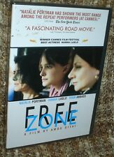 FREE ZONE DVD, NEW AND SEALED, LETTERBOXED FORMAT, WITH NATALIE PORTMAN