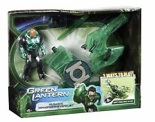 Green Lantern Kilowog's Transforming Moto-Jet  New in Box  Free Shipping
