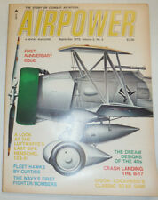 Air Power Magazine Fleet Hawks First Anniversary September 1972 041015R
