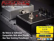 Guitar Pedal Links Effects Pedal Mounting System Custom Pedal Board