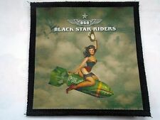 Black Star Riders patch,heavy metal,thin lizzy,iron maiden