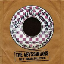 THE ABYSSINIANS-THE CLINCH SINGLES COLLECTION (LTD.EDT.) 7 VINYL LP SINGLE NEU