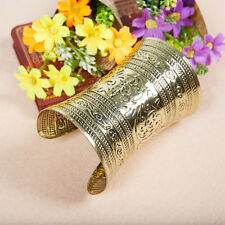 New Tribal Belly Dance Costume Jewelry Bracelet Bangle Gold Accessory ONE