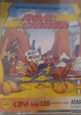 Road Runner C 64 Cassette (Tape) (Game, Verpackung, Anleitung)