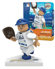 JAY BRUCE #19 NEW YORK METS OYO MINIFIGURE NEW FREE SHIPPING