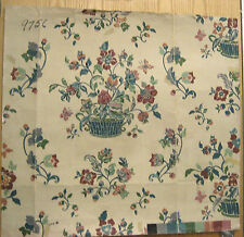 Charming Antique 20th Century French Textile Painting (9367)