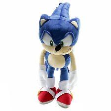 Sonic The Hedgehog Plush Backpack Bag